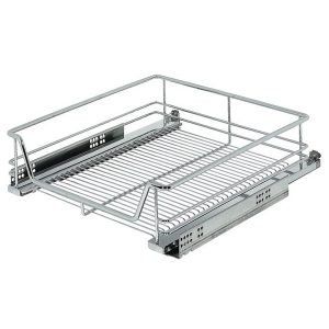 Chrome Pull-out drawers