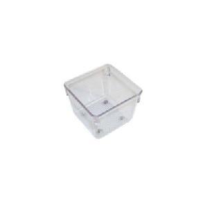 51mm h x 81mm square - Modular Drawer Organiser - Acrylic