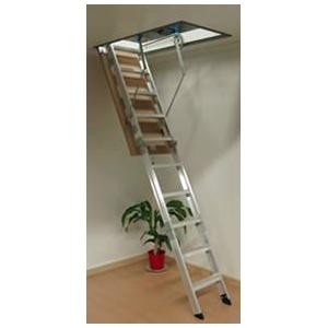 Access Boss Aluminium Roof Space Ladder (to suit ceiling heights 2800-3600)