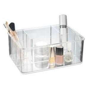 Acrylic Cosmetic Organiser - 5 Part