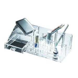 Acrylic Deluxe Organiser with Drawer