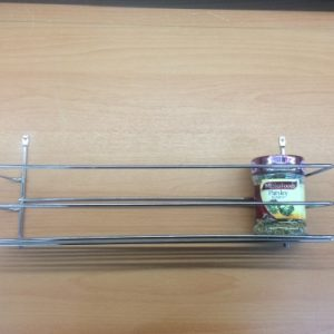 Chrome Rack 390mm