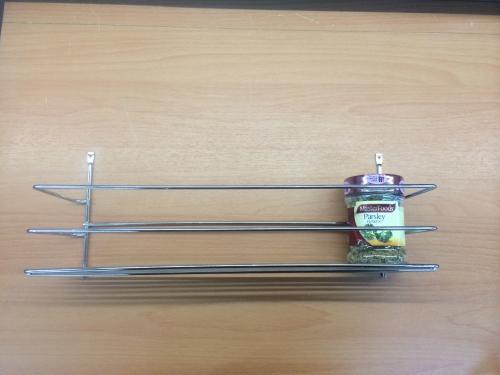 Chrome Rack 390mm