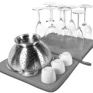 DryDock Hygienic Dish Mat