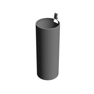 Elfa Utility Mesh Storage Bag - Silver
