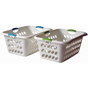 Hip Hugger Laundry Basket