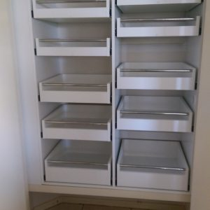 Kitchen Cabinet Interiors Pantry Units Corner Rotating