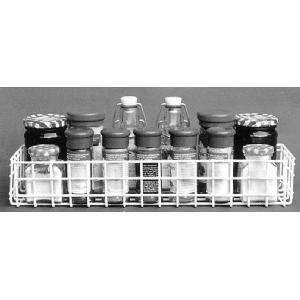 LTW Plastic Coated Spice Rack - Medium