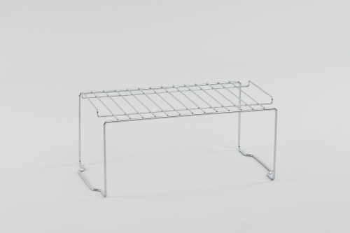 Stackable Chrome Shelf Large
