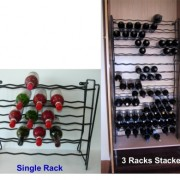Stackarack Wine Rack - 38 Bottle