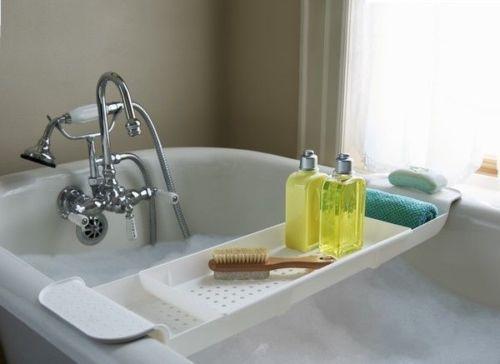 Madesmart Expandable Bathtub Shelf (DL4500) - Organise at The ...